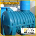 Technological water tank V = 80 M3