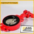 Затвор дисковый DN 65 AISI 304 NIOB 4302 р/с