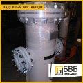 Корпус фильтра с наружным обогревом для нефтехимической промышленности D=300 мм, P=0, 85 Мпа