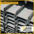 Beam hot-smoked tavrovy 20x20x3 AISI 304
