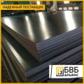 Stainless steel sheet 0.4 x 1250 x 2500 AISI 304