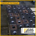 Production of anchor plates