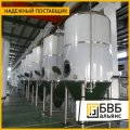 Production of the equipment for the beer and soft drinks industry