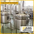 Production of the equipment for pharmaceutical industry