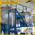 Production of tanks for the alcoholic beverage industry