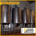 Производство резервуаров для масложировой промышленности