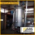 El mezclador para la industria química V = 19 м3