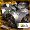 Тройник стальной 630х12 ТШС 09Г2С ГОСТ 17376-01