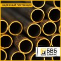 El tubo de bronce de perfil 100х85х7,5 BrAzHmTs