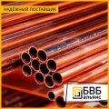 El tubo de cobre 17х1,0 М1Т