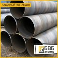 Welded pipe 48 x 1.5 ST28, 2-DX53D + GA120 g/black.