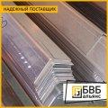 Уголок алюминиевый 25х25х2,5 Д16Т равнополочный