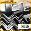 Уголок стальной 125х80х8 09Г2С неравнополочный