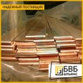 Шина бронзовая 30х400х1200 БрХ