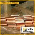 Шина бронзовая 30х400х1200 БрХ1