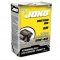 Моторное масло JOKO GASOLINE 100% Synthetic SN 5w-40 4л JSN504