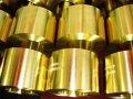 Лента латунная 0.05 ГОСТ 2208-91, марка л80