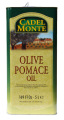 Olive oil CADELMONTE Pomace 5 of l