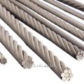 Rope stainless steel AISI 304 1.6, GOST 2172-80, type LC-o,