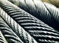 Rope stainless steel 12x18h10t 2.4, 12Х18Н9Т, GOST 2172-80, type LC-o,