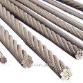 Rope stainless steel 12Х18Н10Т, 12Х18Н9Т 4, GOST 2172-80, type TC