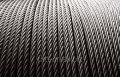 Rope stainless steel AISI 304 4.8, GOST 2172-80, type TC
