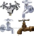 Faucet 10nzh30p1 En 25 kgf, stainless steel, welded, t up to 160° c
