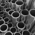 Tubes ondulées d'aluminium