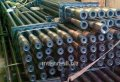 El tubo perforador 127x8 la clase De l, el GOST 631-75, con los fines desembarcados dentr