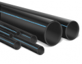 Pipes are polyethylene, Polyethylene pipes in Kazakhstan