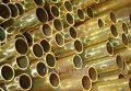 Brass pipe 214x7 according to GOST 617-2006, mark l 96