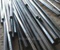Шестигранник стальной 50 калиброванный, сталь У7, У8, У8А, У10, У10А, ГОСТ 8560-78