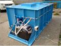 Емкость для перевозки живой рыбы в комплекте 1,9х1,6х1 м