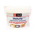 """Enamel For radiators of """"TAUR"""" 1 of kg"""
