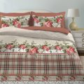 Комплект постельного белья 2,0 поплин Любимый дом КБЛд-21 рис.12043 Моника