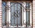 Кованые металлические решетки на окна