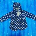 Куртка легкая для девочки от 3 до 5 лет