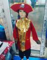 Карнавальный костюм Мушкетер, красный цвет
