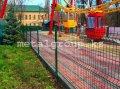 Ограждения для мест различного отдыха и парков