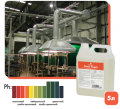 Моющее средство-обезжириватель для пищевого производства с антимикробным эффектом Duty Foam 5 л от Prosept-Просепт