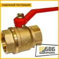 Crane brass spherical Danfoss AMZ112 of Du of 15 Ru 40 double-thread