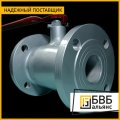 The crane of steel spherical LD of Du of 250 Ru 25 for gas a flange with the handle