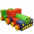 Комплект модулей Веселый паровозик