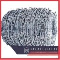 GOST 285-69 barbed wire of 5 mm black