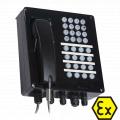 Explosion-proof digital loud-speaking intercom A8ex