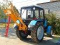 Щелерез на базе трактора МТЗ Беларус