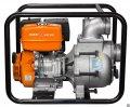 Мотопомпа бензиновая для перекачки загрязненной воды МПБ-2000