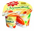 Sval's cottage cheese granular apricot of 150 g
