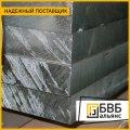 Plate aluminum AMTs of 120х1240х6000 mm of GOST 17232-99