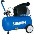 Компрессор мощностью 2,2кВт,2800об/м.производ.370 л/мин.ресивер50л 2цилиндра